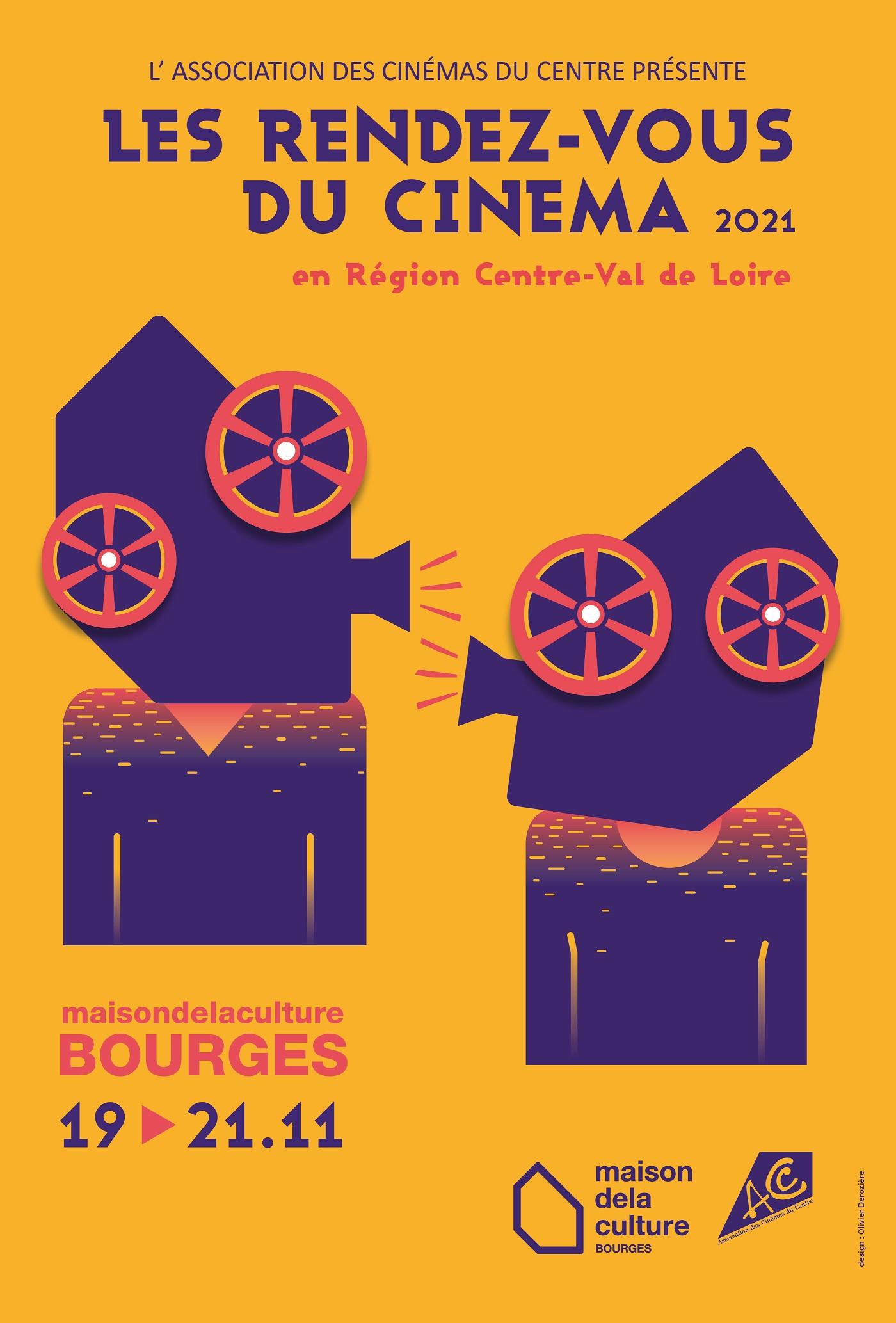 Rendez-vous du cinéma – Bourges