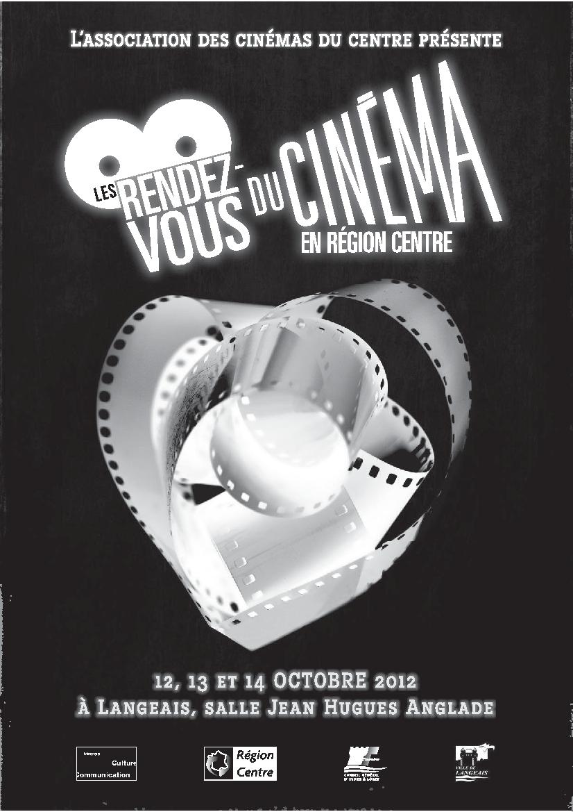 Rendez-vous du Cinéma en région Centre – Langeais