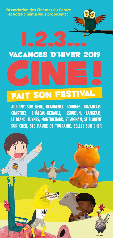 1,2,3… ciné ! fait son festival