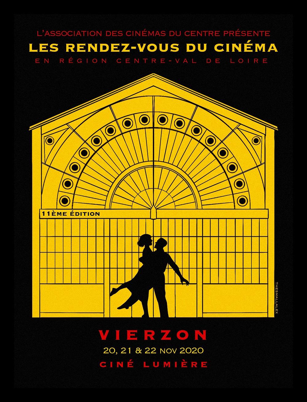 Rendez-vous du cinéma – Vierzon