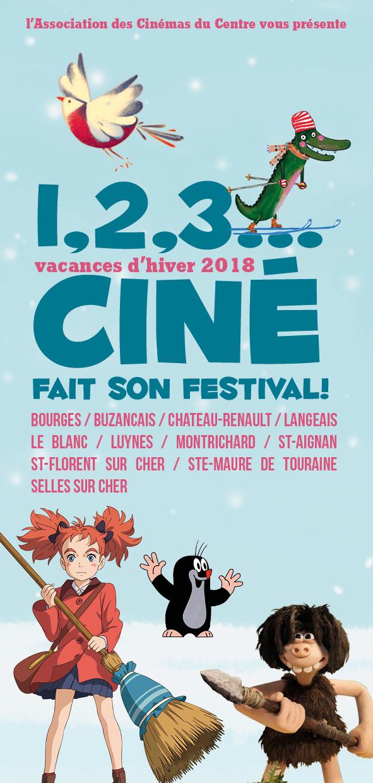 1, 2, 3… ciné ! fait son festival